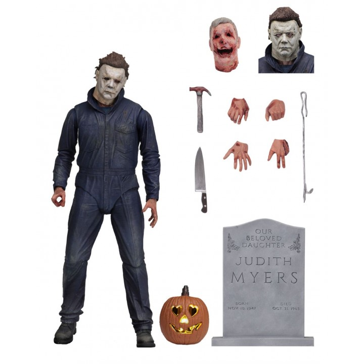 Фигурка Neca Halloween (2018) - Michael Myers Ultimate, 960687
