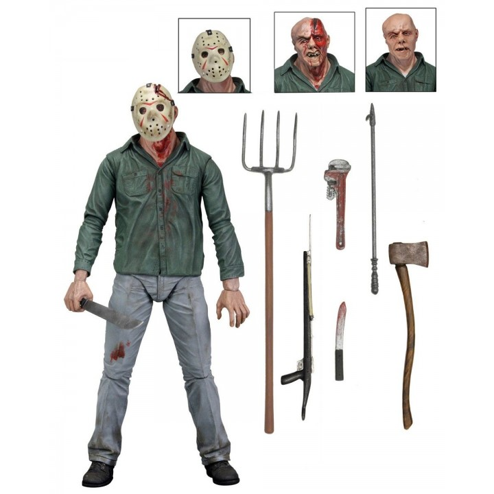 Фигурка Neca Friday the 13th - Jason Part 3 Ultimate, 939702