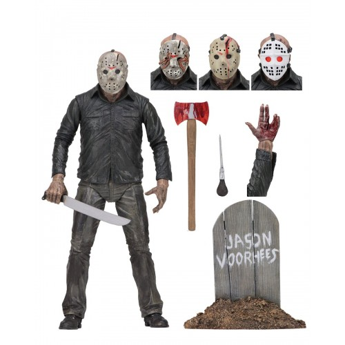 Фигурка Neca Friday the 13th - Jason Dream Sequence Part 5 Ultimate