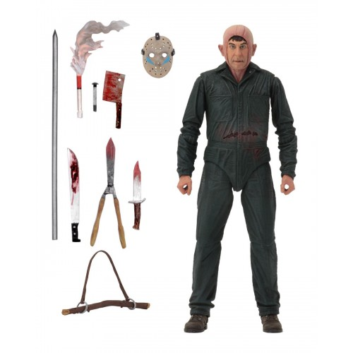Фигурка Neca Friday the 13th - Roy Burns Part 5 Ultimate