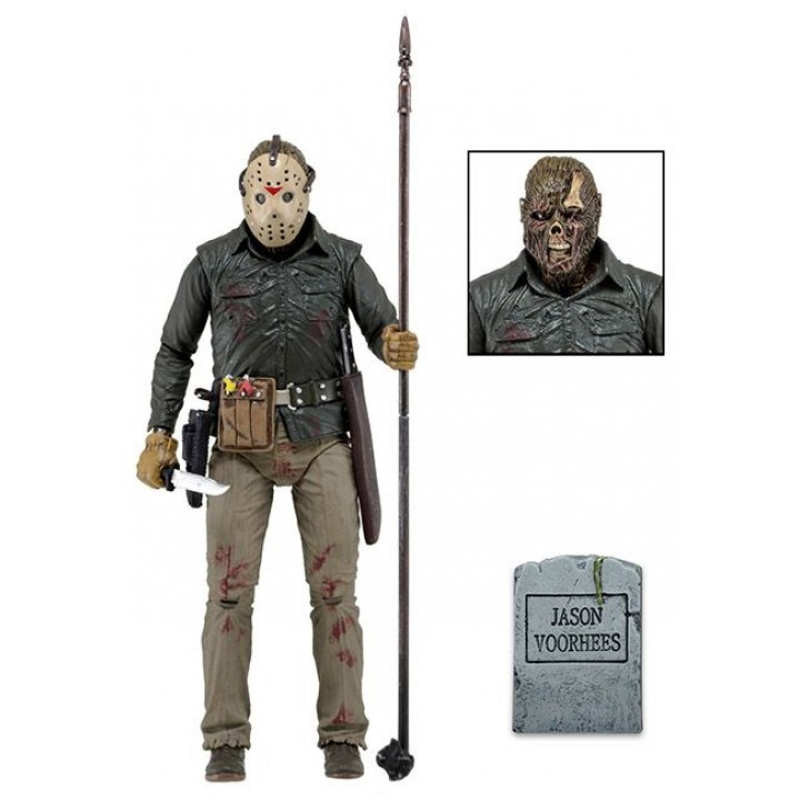 Фигурка Neca Friday the 13th - Jason Part 6 Ultimate, 939714