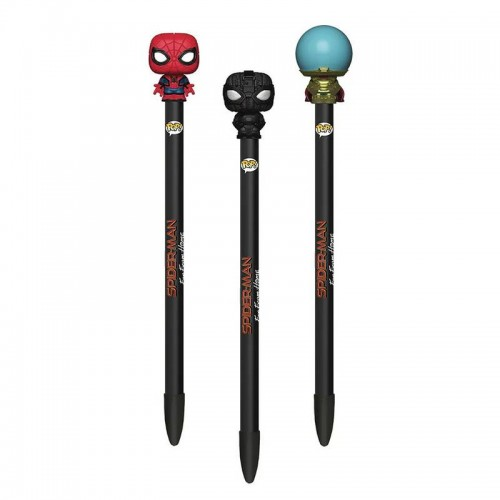 Ручка Funko Pop Pen Spider-Man Far from Home / Фанко Поп Человек-паук Вдали от дома