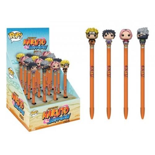Funko Pop! Pen: Naruto / Набор ручек Фанко Поп: Наруто