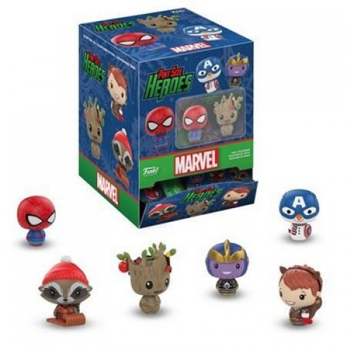 Funko Pint Size Heroes: Marvel - Holiday / Фанко: Marvel - Holiday