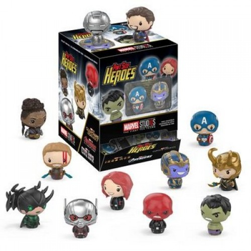 Funko Pint Sized Heroes: Marvel - Studios 10 / Фанко: Marvel - Studios 10