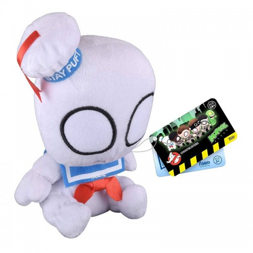 Плюшевая игрушка Funko Plush Mopeez Ghostbusters - Stay Puft