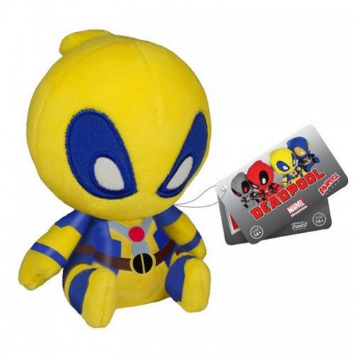 Funko Mopeez: Marvel - Deadpool Plush Yellow / Фанко: Дэдпул Плюш