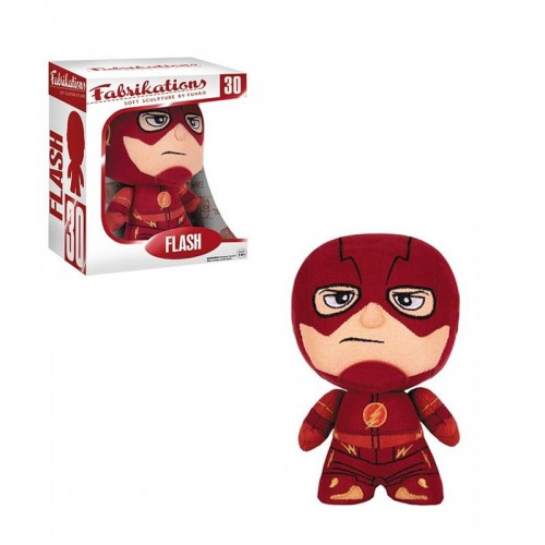 Плюшевая игрушка Funko Plush Fabrikations DC - Flash