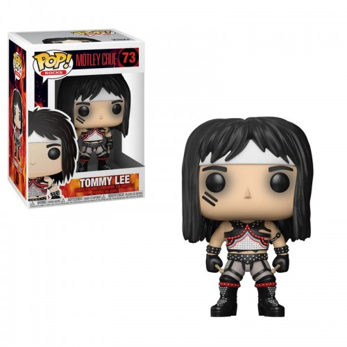 Funko Pop! Mötley Crüe - Tommy Lee / Фанко Поп: Mötley Crüe - Томми Ли