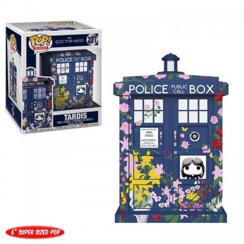 "Funko Pop! Doctor Who - Tardis (Clara Memorial) 6"" / Фанко Поп: Доктор Кто - Тардис"