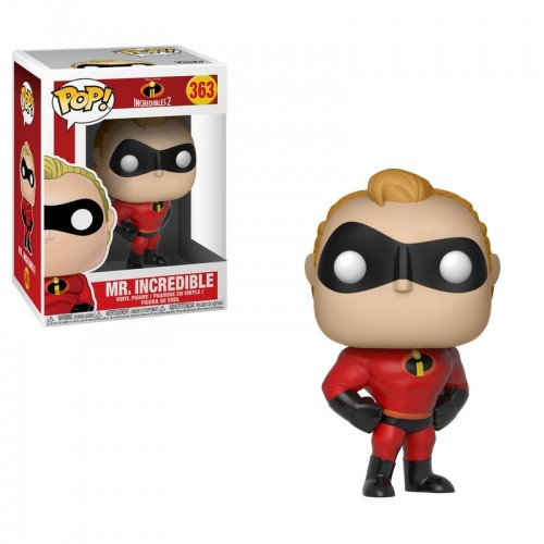 Funko Pop! Incredibles 2 - Mr. Incredible / Фанко Поп: Суперсемейка 2