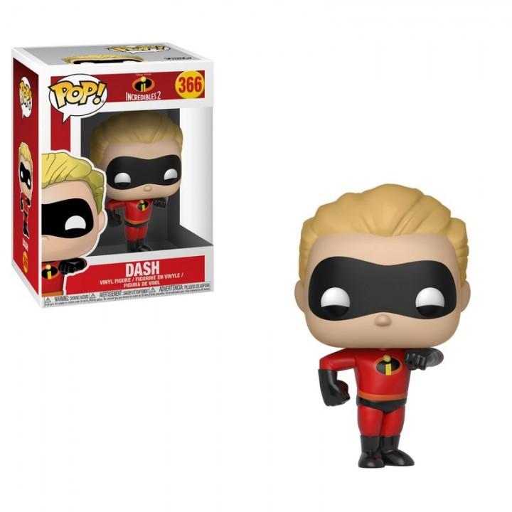 Funko Pop! Incredibles 2 - Dash / Фанко Поп: Суперсемейка 2 - Шастик