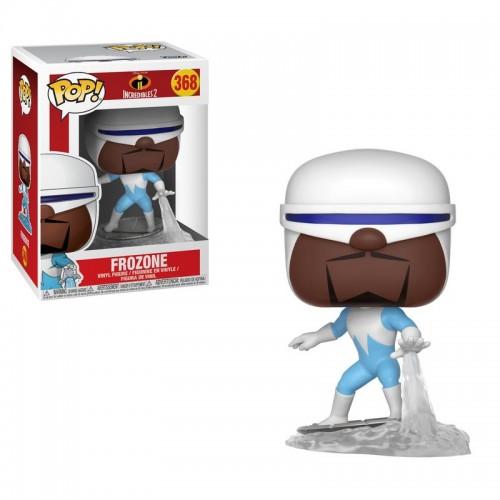 Funko Pop! Incredibles 2 - Frozone / Фанко Поп: Суперсемейка 2 - Люциус Бест