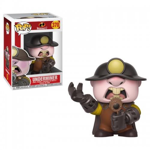 Funko Pop! Incredibles 2 - Underminer / Фанко Поп: Суперсемейка 2 - Подрывашкин