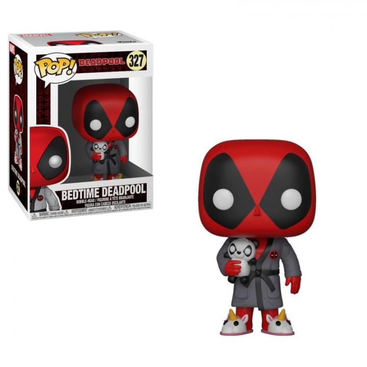 Funko Pop! Deadpool - Bedtime Deadpool / Фанко Поп: Дэдпул
