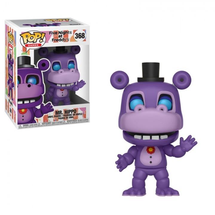 Funko Pop! Five Nights at Freddy's - Mr. Hippo / Фанко Поп: Пять ночей у Фредди (ФНАФ), 32061