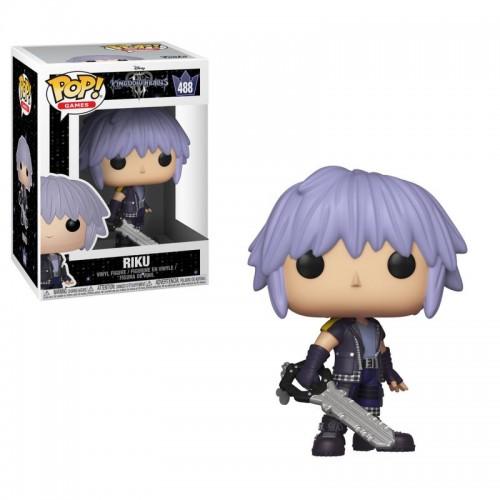 Funko Pop! Kingdom Hearts 3 - Riku / Фанко Поп: Королевство сердец 3 - Рику