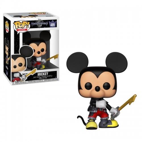 Funko Pop! Kingdom Hearts 3 - Mickey / Фанко Поп: Королевство сердец 3 - Микки Маус