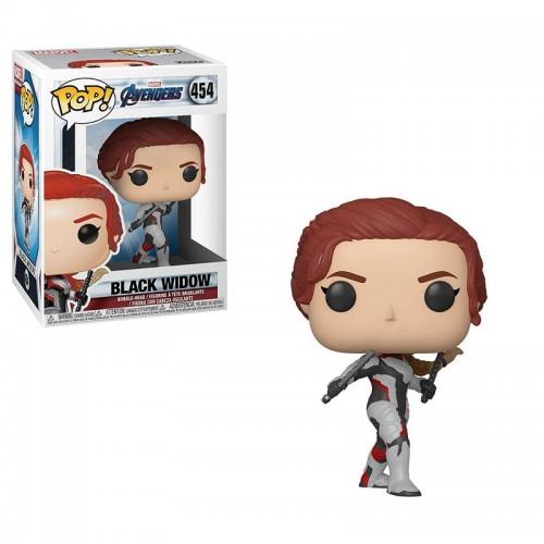 Funko Pop! Avengers: Endgame - Black Widow / Фанко Поп: Мстители: Финал - Черная Вдова