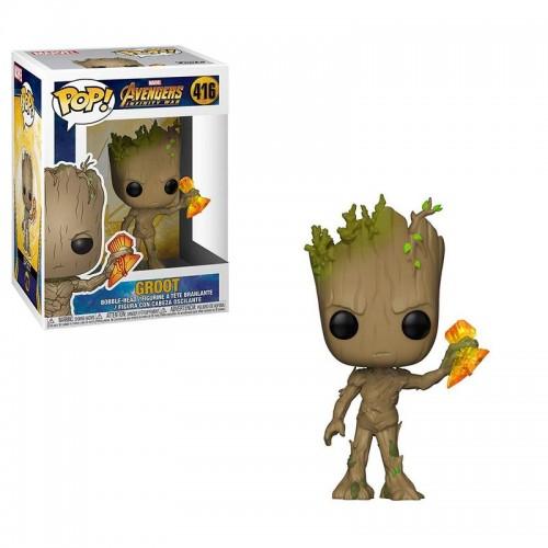 Funko Pop! Avengers: Infinity War - Groot / Фанко Поп: Мстители: Война бесконечности - Грут