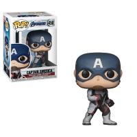 Funko Pop Avengers: Endgame - Captain America / Фанко Поп: Мстители: Финал - Капитан Америка
