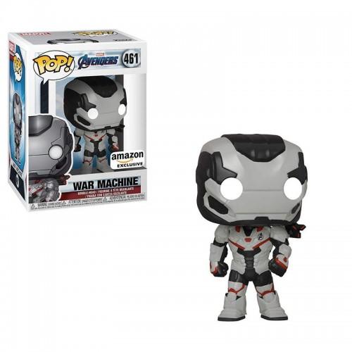 Funko Pop! Avengers: Endgame - War Machine Team Suit Exclusive / Фанко Поп: Мстители: Финал - Железный Патриот