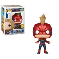 Funko Pop! Captain Marvel - Captain Marvel Chase / Фанко Поп: Капитан Марвел