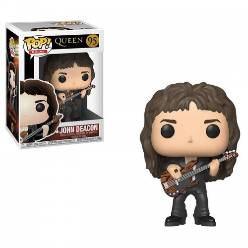 Funko Pop! Queen - John Deacon / Фанко Поп: Queen - Джон Дикон