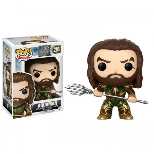 Фигурка Funko Pop Justice League - Aquaman / Фанко Поп Лига справедливости - Аквамен