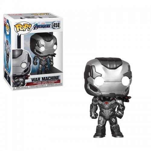 Funko Pop! Avengers: Endgame - War Machine / Фанко Поп: Мстители: Финал - Железный Патриот