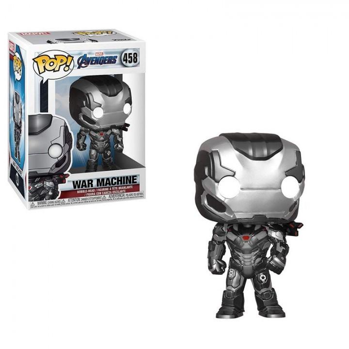 Фигурка Funko Pop Avengers Endgame - War Machine / Фанко Поп Мстители Финал - Железный Патриот, 36673