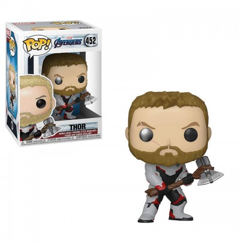 Funko Pop! Avengers: Endgame - Thor / Фанко Поп: Мстители: Финал - Тор