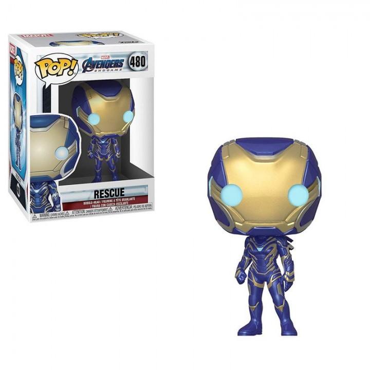 Funko Pop! Avengers: Endgame - Rescue / Фанко Поп: Мстители: Финал - Спасительница