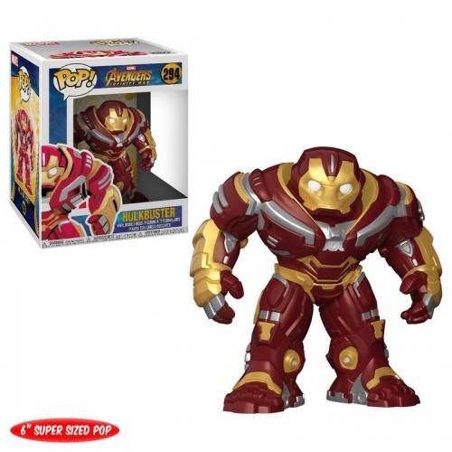 "Funko Pop Avengers: Infinity War - Hulk Buster 6"" / Фанко Поп: Мстители: Война бесконечности - Халкбастер"