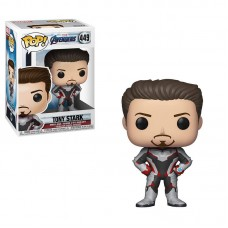 Фигурка Funko Pop Avengers Endgame - Tony Stark / Фанко Поп Мстители Финал - Тони Старк