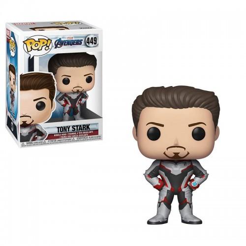 Funko Pop! Avengers: Endgame - Tony Stark (Iron Man) / Фанко Поп: Мстители: Финал - Тони Старк (Железный человек)