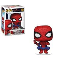 Funko Pop! Spider-Man Far from Home - Spider-Man Hero Suit / Фанко Поп: Человек-паук: Вдали от дома