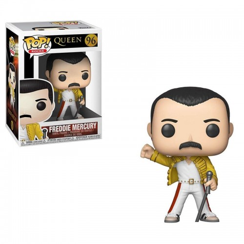 Funko Pop! Queen - Freddie Mercury (Wembley 1986) / Фанко Поп: Queen - Фредди Меркьюри