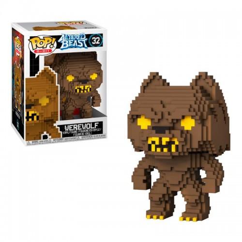 Фигурка Funko Pop 8-Bit Altered Beasts - Werewolf / Фанко Поп Хроники звериных царей - Волк-оборотень