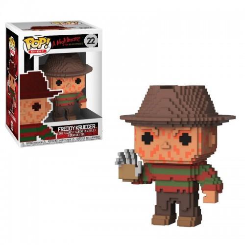 Фигурка Funko Pop 8-Bit Nightmare on Elm Street - Freddy Krueger / Фанко Поп Кошмар на улице Вязов - Фредди Крюгер