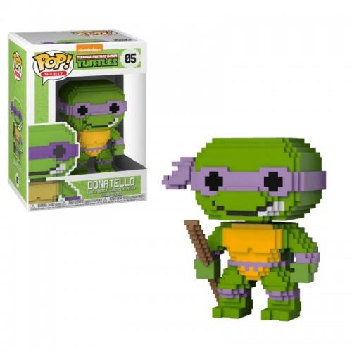Фигурка Funko Pop 8-Bit TMNT - Donatello / Фанко Поп Черепашки-ниндзя - Донателло