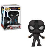 Funko Pop! Spider-Man Far from Home - Spider-Man Stealth Suit / Фанко Поп: Человек-паук: Вдали от дома