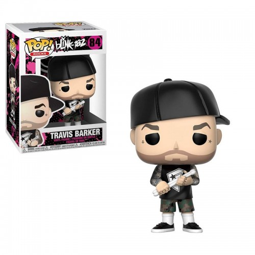Funko Pop! Blink 182 - Travis Barker / Фанко Поп: Blink 182 - Трэвис Баркер