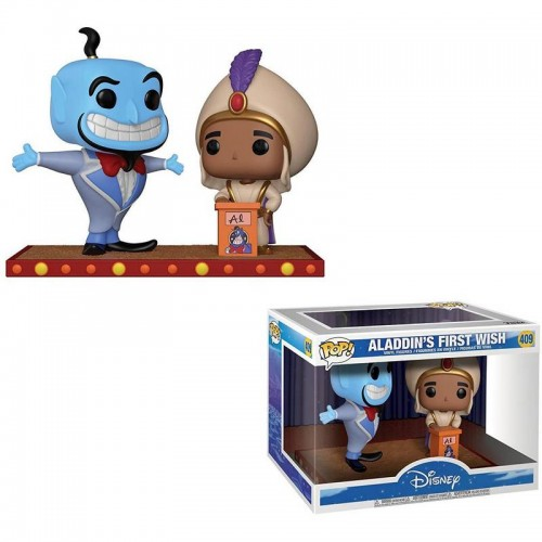 Фигурка Funko Pop Aladdin Disney - First Wish / Фанко Поп Аладдин и Джинн