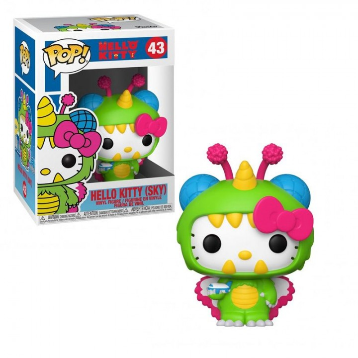Фигурка Funko Pop Hello Kitty (Sky) / Фанко Поп Хелло Китти, 49835