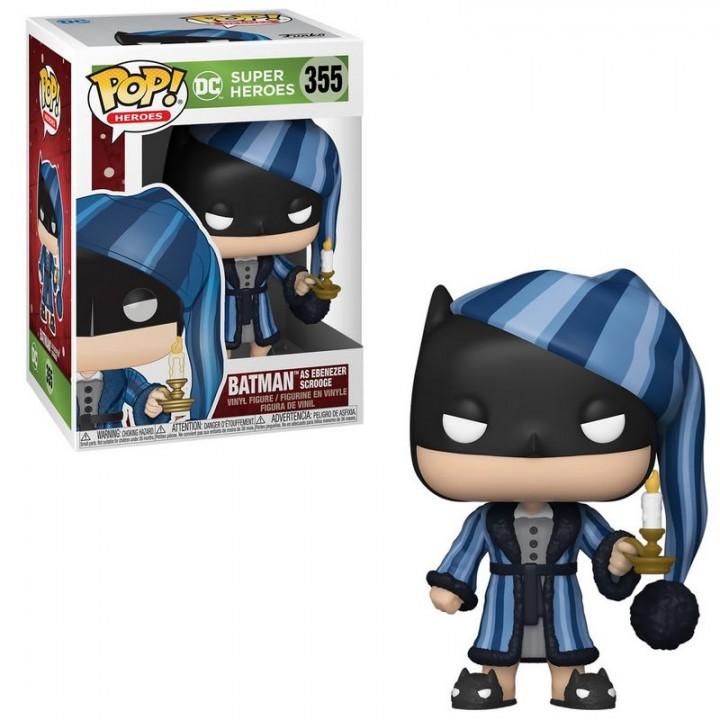Фигурка Funko Pop DC Holiday - Batman as Ebenezer Scrooge / Фанко Поп Бэтмен, 50653