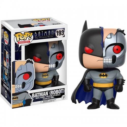 Фигурка Funko Pop Batman Animated - Robot / Фанко Поп Бэтмен
