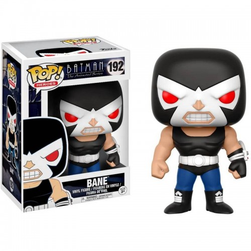 Фигурка Funko Pop Batman Animated - Bane / Фанко Поп Бэтмен - Бэйн
