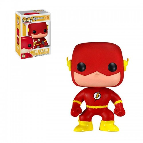 Фигурка Funko Pop DC Universe - The Flash / Фанко Поп Флэш