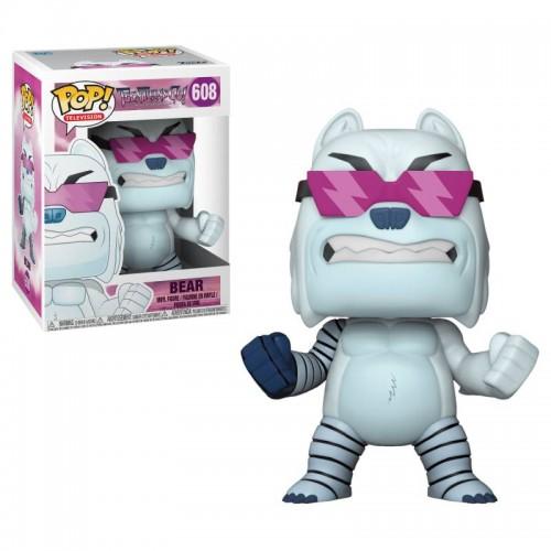 Фигурка Funko Pop Teen Titans Go - Bear / Фанко Поп Юные титаны вперёд